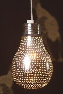 Filigree Pendant (Small) Light by DesResDesign