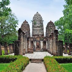Tour Thailand in Nine Days—Bangkok, Thailand. #Jetsetter #luxelife