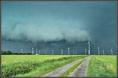 Deutschland / Niedersachsen / Ostfriesland / Landkreis Aurich / Unwetter bei Dornum | Flickr - Photo Sharing!