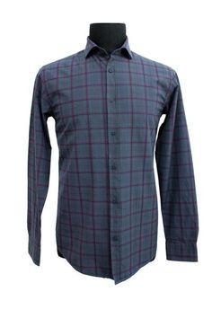 The Deep Gray Purple Shirt