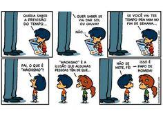 Armandinho é uma criança (dos quadrinhos) como todas as outras. Travesso como Calvin e questionador como Mafalda, suas histórias encantam e divertem a todos os seus leitores. http://tirasbeck.blogspot.com.br/
