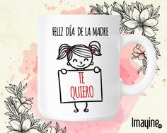 Tazas Día de la Madre