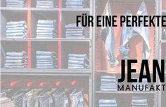 Die Jeans-Manufaktur bietet ein Vermessungssystem um automatisch die Passform einer Jeans mit der eines Kunden abzugleichen. Somit finden Sie Ihre Jeans.