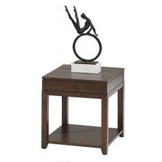 Daytona Rectangular End Table by Progressive Furniture