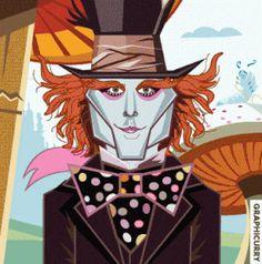 Sem dúvidas, Johnny Depp está entre os atores que mais mudaram de aparência nas…