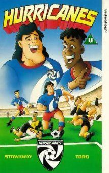 The Hurricanes - I loved this cartoon!