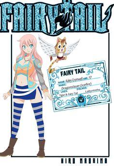 Kaleys new guild card :) by Kaley-Cherry on DeviantArt