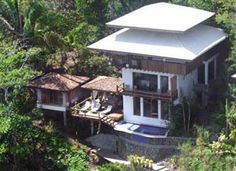 Casa Samba 4-Level Luxury Villa overlooking Manuel Antonio and Playa Espadilla