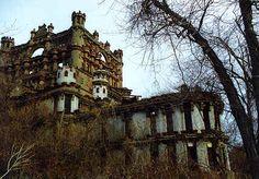 Bannerman's Castle Ruins