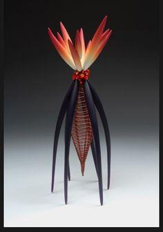 Яркие и необычные украшения из полимерной глины от Jeffrey Lloyd Dever и An Fen Kuo - Рукоделие