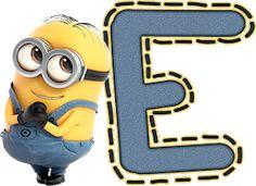 Minion Theme, Minion Party, Minion Centerpieces, Minion Invitation, Baby Shark, Baby Shower, Alphabet Letters, Florida, Banana