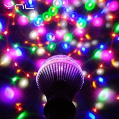Lights & Lighting Stage Lighting Effect Led Stage Effect Light Crystal Auto Sound Magic Ball Disco Lighting Shower Laser Projector Party Dj Club Elf Lamp Digital Traveling