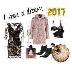 """I have a dream"" by fashion-custodians on Polyvore featuring moda, Yves Saint Laurent, Miss Selfridge i Krosno"