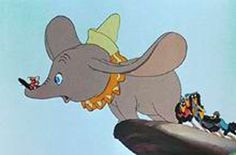 Dumbo-My Favorite Disney movie