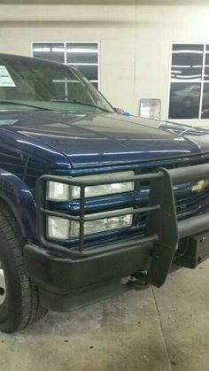 Fully loaded Chevy Tahoe Z71