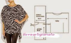 I Love Artigianato: Cartamodelli gratis