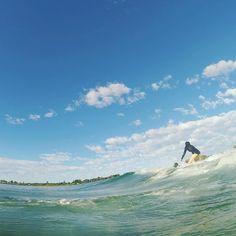 Sunday morning frolic in the teeniest tiniest waves  #Culburra #culburrabeach #gopro #goprogirl #goprofamily #surf #coffeetime by teegantucker