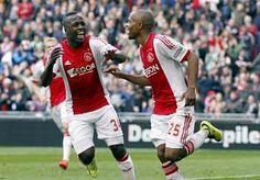 27-Apr-2014 14:03 - LIVE: GAAT AJAX HET VANDAAG WEL REDDEN?. Ajax heeft genoeg aan een puntje in Almelo om kampioen te worden. En wat doet achtervolger Feyenoord. Onderin vecht Roda JC tegen directe degradatie. Volg hier de wedstrijden van minuut tot minuut.
