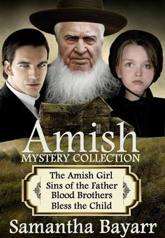 Includes 4 different novellas featuring Amish mysteries The Amish Girl Sins of the Father Blood Brothers Bless the Child Amish Books, Kindle Unlimited, Bless The Child, Blood Brothers, Romance Books, Love Book, Books To Read, Mystery, Ebooks