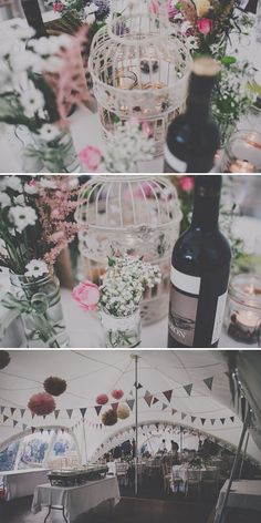Jar decor - James Melia Photography