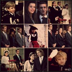 Casiraghi Alphabet:N is for National Day Celebrating Monaco's National Day with the Princely Family is a Casiraghi tradition.