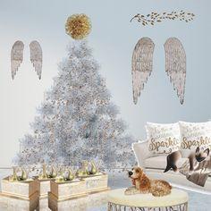 Christmas Tree, App, Holiday Decor, Link, Home Decor, Teal Christmas Tree, Holiday Tree, Xmas Tree, Apps