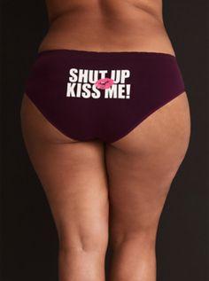 Plus Size Merlot 'Shut Up Kiss Me' Seamless Hipster Panty, Bollywood Actress Hot Photos, Indian Actress Hot Pics, Daddys Girl Quotes, Plus Size Bikini Set, Thick Girl Fashion, Plus Size Underwear, Sexy Jeans, Poses, Kuchen