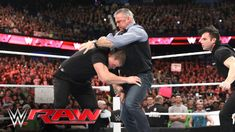 Shane McMahon falls victim to a diabolical deception: Raw, March 7, 2016. https://www.youtube.com/watch?v=rRQQpz_YMEc