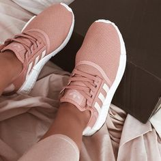 """""""Adidas"""" Trendy Women& Pink Running Sport Shoes - Un .- """"Adidas"""" Damenmode im Trend Pink Running Sportschuhe – Unbedingt kaufen – """"Adidas"""" Trendy Women& Pink Running Sport Shoes – Must buy – buy - Women's Shoes, Cute Shoes, Me Too Shoes, Shoe Boots, Shoes Sneakers, Running Sneakers, Pink Shoes, Girls Sneakers, Adidas Running Shoes"""