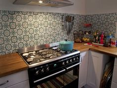 The Specialist in Cement Tiles. Tiles, Kitchen Cabinets, Decor, Kitchen Appliances, Inspiration, Stove Top, Kitchen, Home, Home Decor