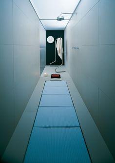 Ludovica+Roberto Palomba, architects and designers, founded Palomba Serafini Associati, interior design and architecture studio in 1994 in Milan. Tatami, Douche Design, Design Strategy, Architecture Design, Bathtub, Interior Design, Bathroom, Showers, Standing Bath