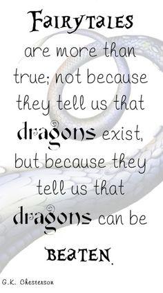 G.K. Chesterton on fairy tales