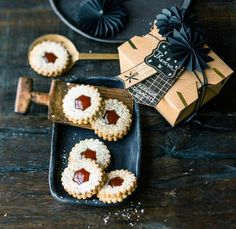 Rezept: Linzer Mohn-Kringel - [LIVING AT HOME]