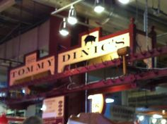 Reading Terminal in Philadelphia, PA. If you like food, go here :)
