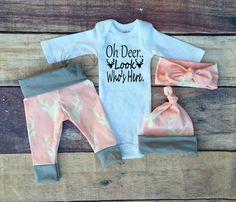 Mother & Kids Initiative New Half Sleeve Infant Baby Girls Boys Letter Print Romper Jumpsuit Halloween Pants Outfits Set Christmas Pumpkin Head