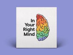 30 creative examples of podcast cover art & branding Cover Design, Design Art, Graphic Design, Logo Design, Thumbnail Design, Drop Logo, Media Kit, Cover Art, Mindfulness