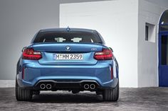 2016 BMW M2 Coupe: All The Official Details And 64 Photos