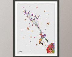 El Principito inspiró las ilustraciones Le Petit por CocoMilla