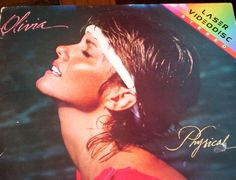 OLIVIA PHYSICAL Laser Video Disc