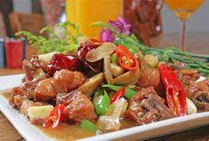 Yunnan spicy food