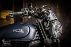 Ducati Scrambler Plug and Play by Libero Moto Ducati Scrambler Custom, Ducati Cafe Racer, Bobber Custom, Ducati Motorcycles, Scrambler Motorcycle, Custom Motorcycles, Custom Bikes, Scrambler Sixty2, Motors