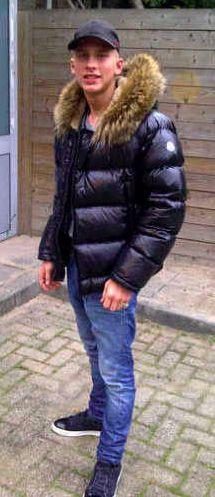 mens moncler parka jacket