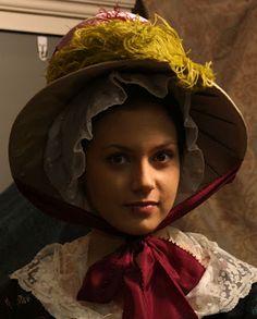 Duchess Trading: Photos of Regency Bonnets
