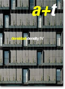 All four issues of the a+t magazine Density series are the start of a+t research group's investigation on housing. Density IV, which printed version is sold out, is now available in digital version at Zinio and by projects in PDF format.