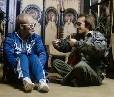 Elton John & Bernie Taupin: The greatest songwriting duo of the 70's!