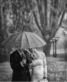 Rain on your Wedding Day #HOFLuckyCharms