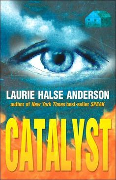 I know that Speak is THE book to read by Laurie Halse Anderson, but maybe you should pick up Catalyst, too. Ya Books, Good Books, Books To Read, Make You Cry, Reading Lists, Book Lists, Love Book, So Little Time, Book Lovers