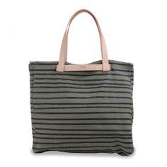 Barcelona 1 (olive/black) Shopper Tote, Tote Bag, Barcelona, Handbags, Black, Women, Fashion, Ocelot, Notebook Bag