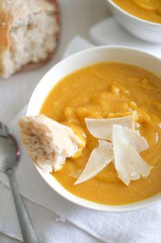 Creamy Butternut Squash Soup Recipe | Healthy Ideas for Kids