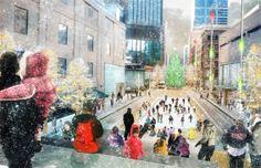 Nicollet Mall | Minneapolis USA | James Corner Field Operations